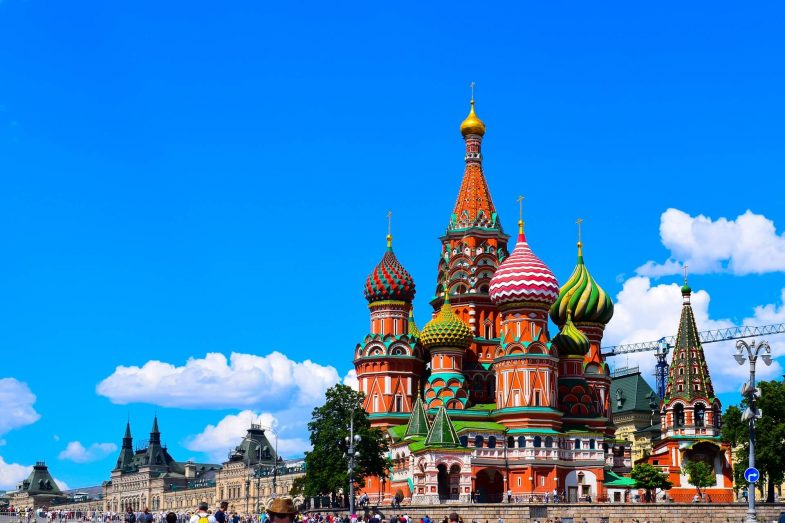 Cheap hotels in Moscow