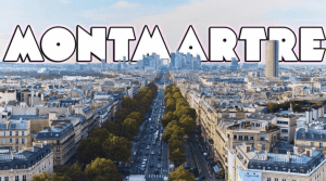 A Cheap Holiday Vacation To Montmartre, Paris