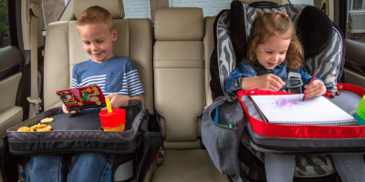 10 Tips when traveling by car with Kids for vacation