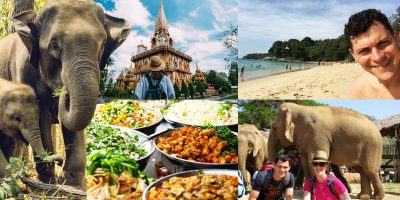 Win a Trip to Thailand for Two! (And I'll Meet You There!)